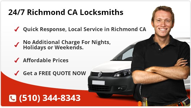 Richmond CA Locksmith